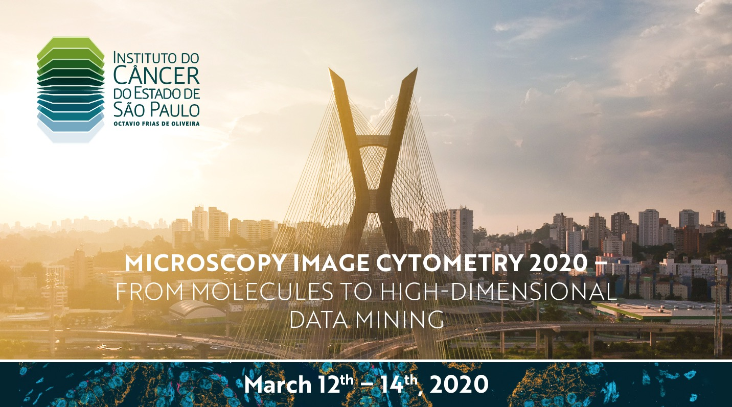 header picture Microscopy Image Cytometry 2020 From Molecules to High-Dimensional  Data Mining
